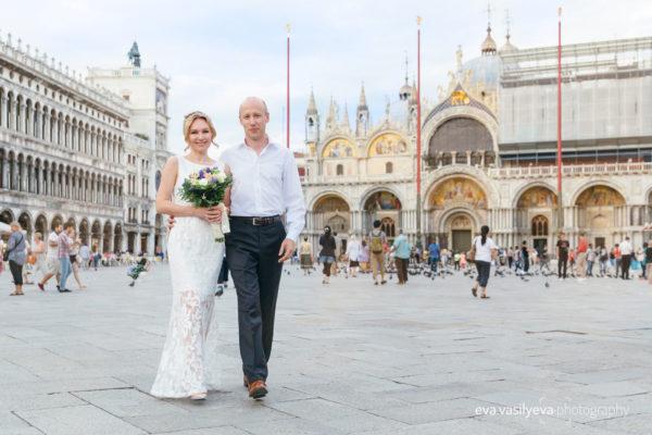 photo session in Venice