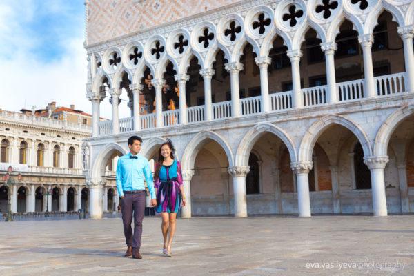 photographer in Venice
