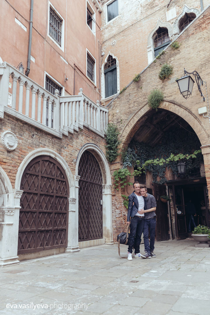 Same Sex Engagement, Gay Wedding Photographer in Venice