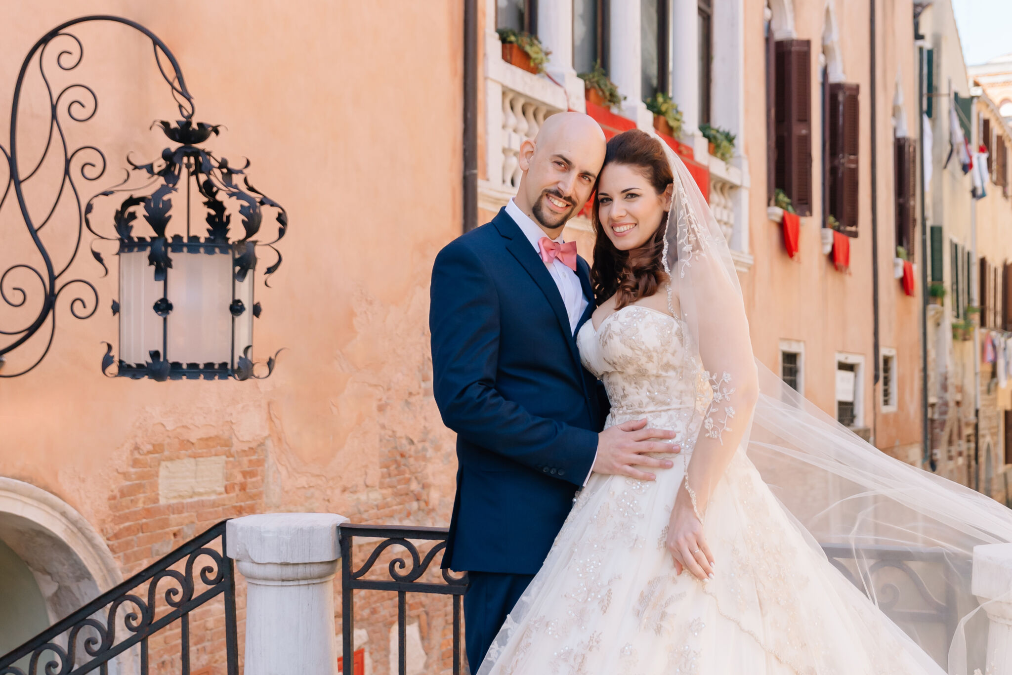 Top Wedding Photographer in Venice, Hotel Cipriani