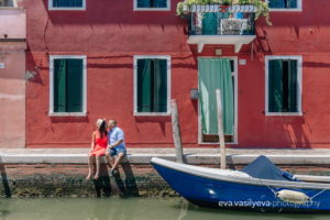 burano photo shoot