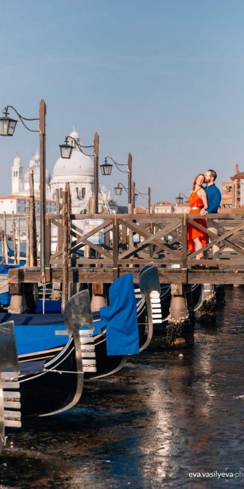 Surprise Proposal in Venice
