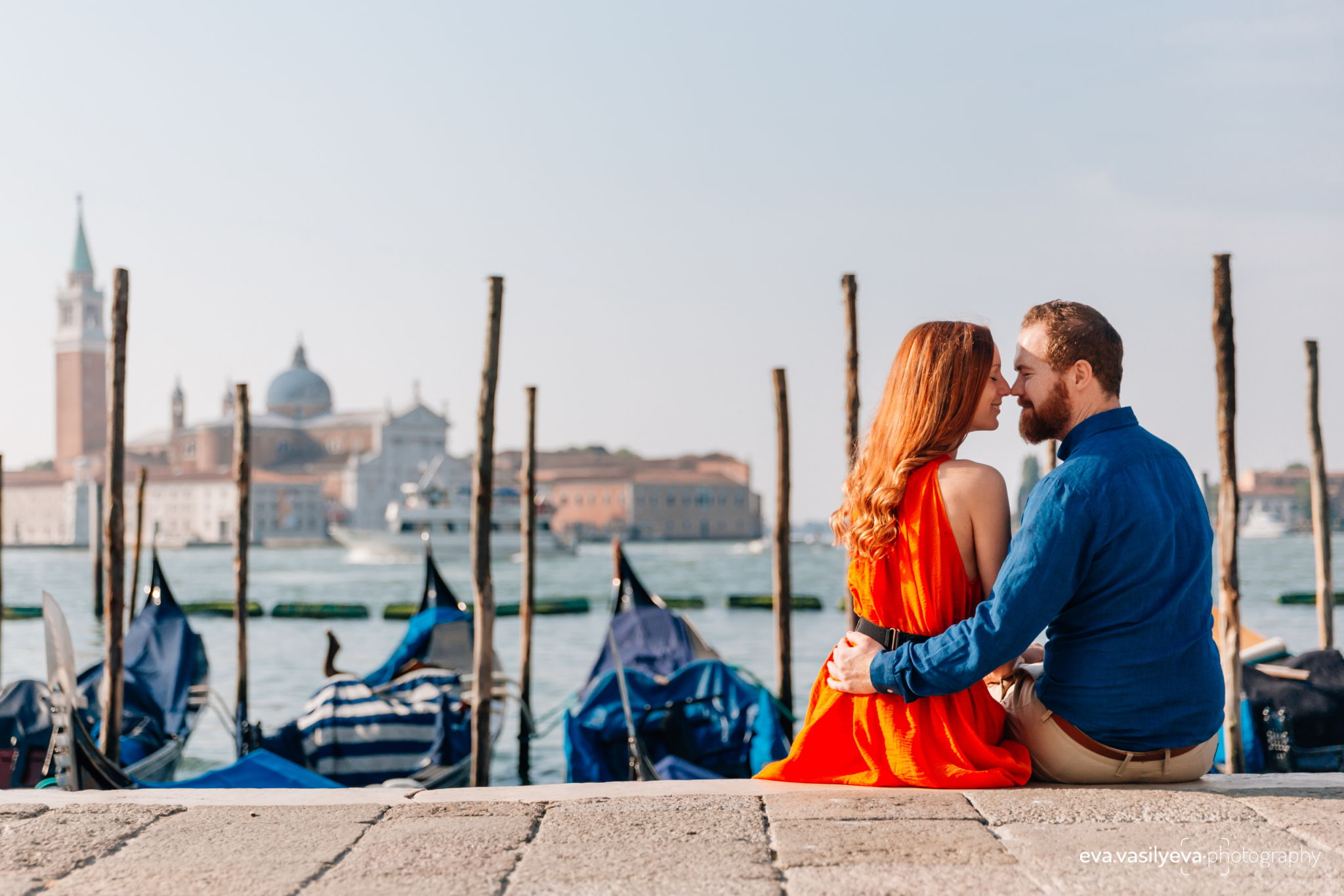 Surprise Proposal in Venice, предложение руки и сердца