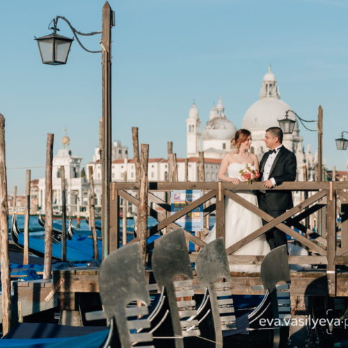 elopement wedding in venice, свадьба для двоих в Венеции