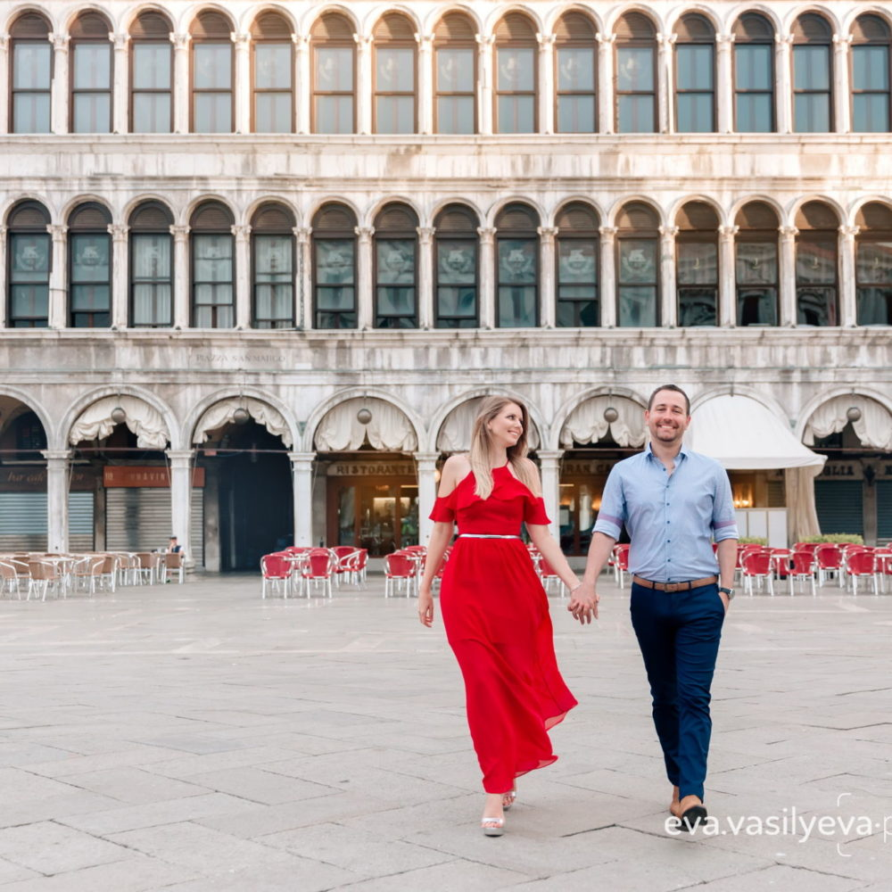 proposal photo shoot in venice