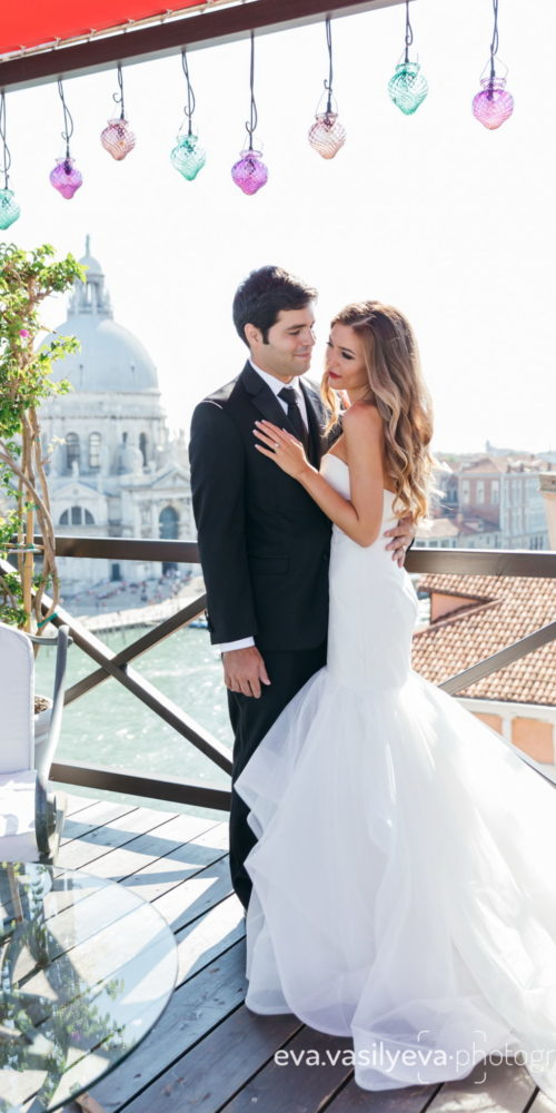 wedding photographer in venice Buer hotel bauer palazzo