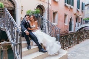 wedding photographer in venice Buer hotel bauer palazzo